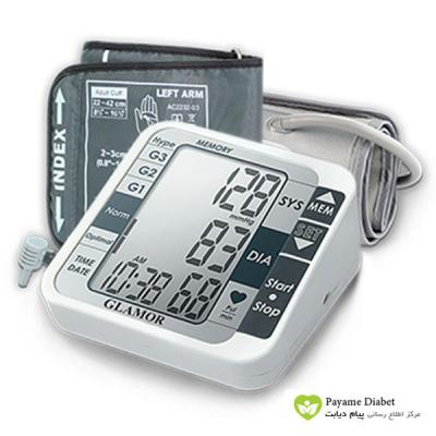 Glamor TMB-1112  Digital Blood Pressure Monitor