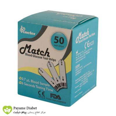 Match Test Strips