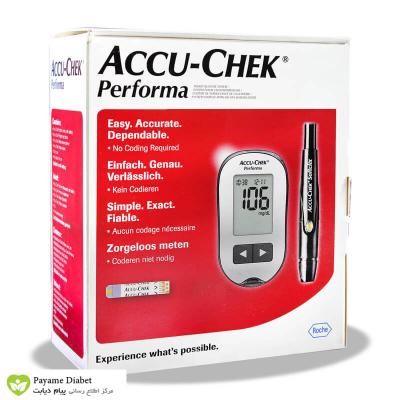 Accu Chek Performa Blood Suger Monitor
