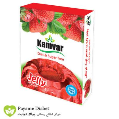 Strawberry Jelly Powder