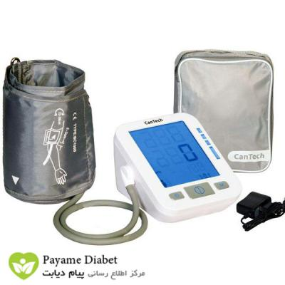 CanTech 1 BF1214 Blood Pressure Monitor