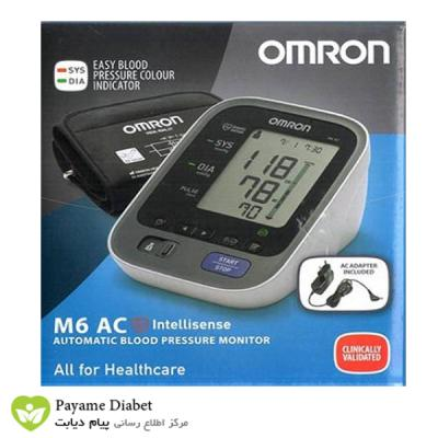Omron M6 AC Blood Pressure Monitor